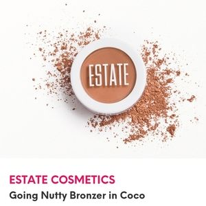 **2 for $13** Estate Cosmetics Going Nutty Bronzer